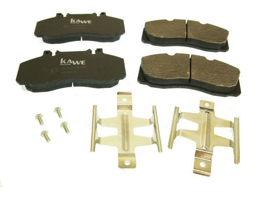 KAWE 88092 | Тормозная колодка дисковая RVI/Iveco | Купить в интернет-магазине Макс-Плюс: Автозапчасти в наличии и под заказ