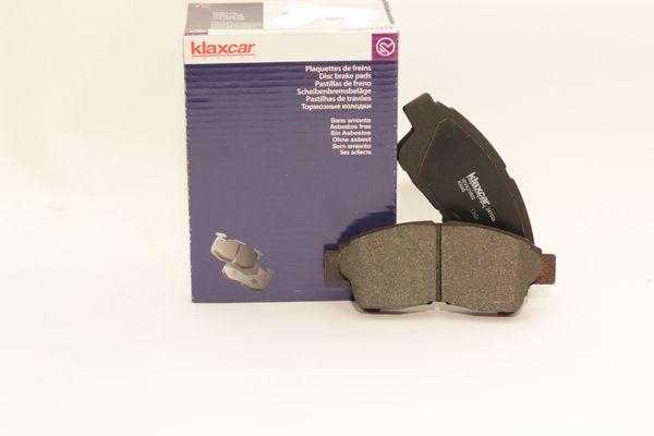 KLAXCAR FRANCE 24702Z | Колодки тормозные дисковые | Купить в интернет-магазине Макс-Плюс: Автозапчасти в наличии и под заказ