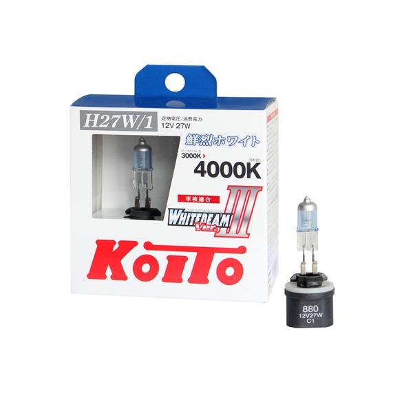 KOITO P0728W | Лампа высокотемпературная Koito Whitebeam, комплект 2 шт. | Купить в интернет-магазине Макс-Плюс: Автозапчасти в наличии и под заказ