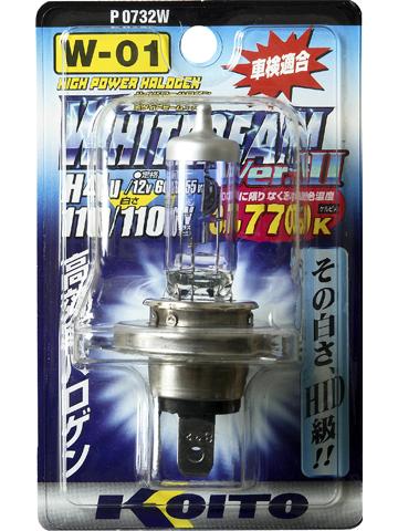 KOITO P0732W | Лампа высокотемпературная Koito Whitebeam | Купить в интернет-магазине Макс-Плюс: Автозапчасти в наличии и под заказ