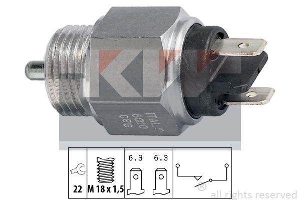 KW 560010 | датчик заднего хода Audi | Купить в интернет-магазине Макс-Плюс: Автозапчасти в наличии и под заказ