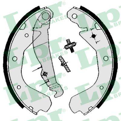 LPR 04640 | Комплект тормозных колодок 04640 | Купить в интернет-магазине Макс-Плюс: Автозапчасти в наличии и под заказ