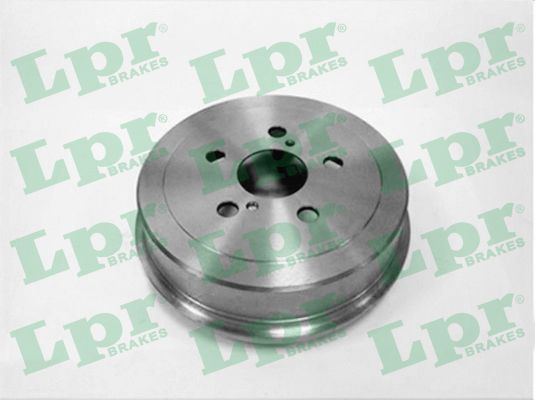 LPR 7D0219 | Барабаны тормозные LPR | Купить в интернет-магазине Макс-Плюс: Автозапчасти в наличии и под заказ