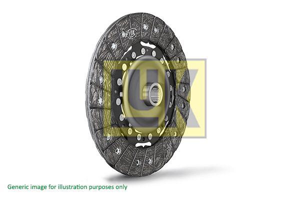 LUK 323037010 | Диск сцепления | Купить в интернет-магазине Макс-Плюс: Автозапчасти в наличии и под заказ