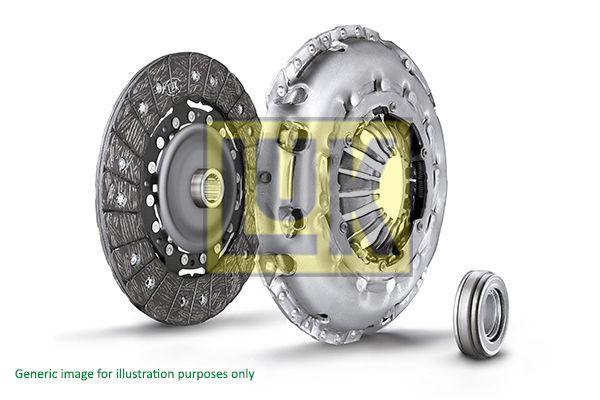 LUK 624308500 | к-кт сцепления!\ Nissan Primera 2.2Di 02> | Купить в интернет-магазине Макс-Плюс: Автозапчасти в наличии и под заказ