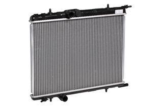 LUZAR LRC20F4 | Радиатор охл. для а/м Peugeot 307/Citroen C4 (04-) 1.4/1.6i | Купить в интернет-магазине Макс-Плюс: Автозапчасти в наличии и под заказ
