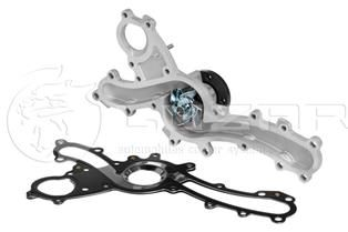 LUZAR LWP1935 | Насос водяной (с металл.прокладкой) для а/м Toyota Camry (07-)/Lexus RX II (03-) 3.5i | Купить в интернет-магазине Макс-Плюс: Автозапчасти в наличии и под заказ