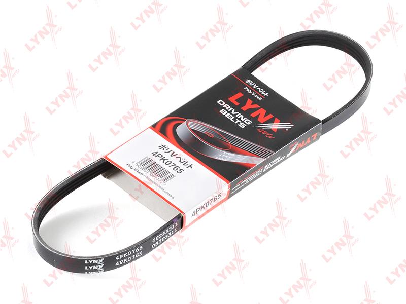 LYNX 4PK0765 | Ремень поликлиновый | Купить в интернет-магазине Макс-Плюс: Автозапчасти в наличии и под заказ