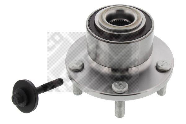 MAPCO 26647 | Ступица колеса с интегрированным подшипником | Купить в интернет-магазине Макс-Плюс: Автозапчасти в наличии и под заказ