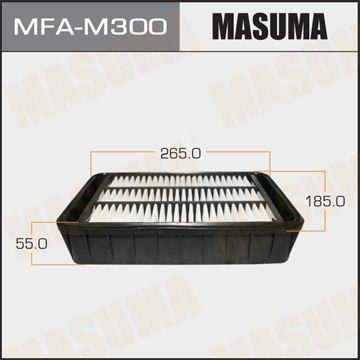 MASUMA MFAM300 | Воздушный фильтр A-3025 MASUMA (1/40) | Купить в интернет-магазине Макс-Плюс: Автозапчасти в наличии и под заказ