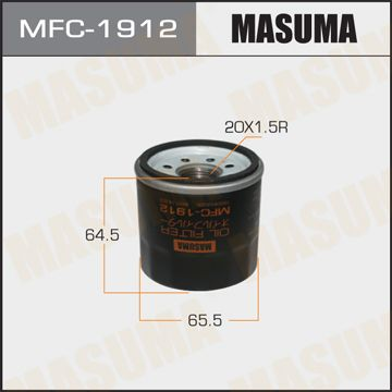 MASUMA MFC1912 | Масляный фильтр C-901 MASUMA | Купить в интернет-магазине Макс-Плюс: Автозапчасти в наличии и под заказ