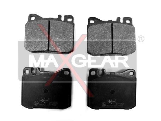 MAXGEAR 190435 | Комплект тормозных колодок, дисковый тормоз | Купить в интернет-магазине Макс-Плюс: Автозапчасти в наличии и под заказ
