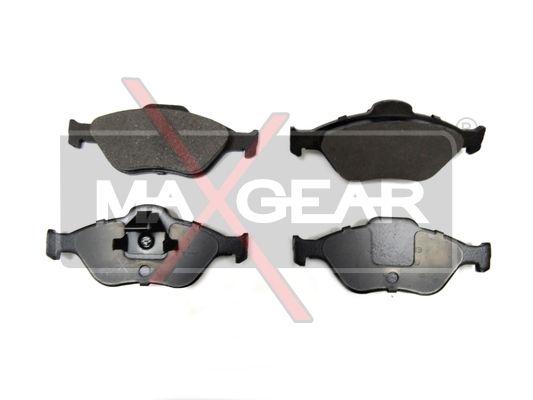 MAXGEAR 190619 | Комплект тормозных колодок, дисковый тормоз | Купить в интернет-магазине Макс-Плюс: Автозапчасти в наличии и под заказ