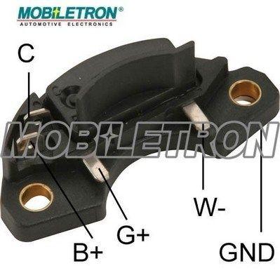 MOBILETRON IGM005 | IM503 Коммутатор Mazda 626 1.8-2.0 88-97 | Купить в интернет-магазине Макс-Плюс: Автозапчасти в наличии и под заказ