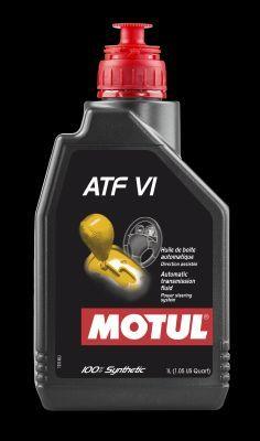 MOTUL 105774   Atf vi 1л   Купить в интернет-магазине Макс-Плюс: Автозапчасти в наличии и под заказ
