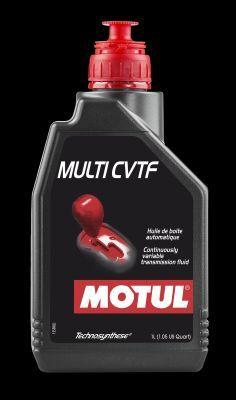 MOTUL 105785   Трансмиссионное масло Motul Multi CVTF (Синтетика) 1L   Купить в интернет-магазине Макс-Плюс: Автозапчасти в наличии и под заказ