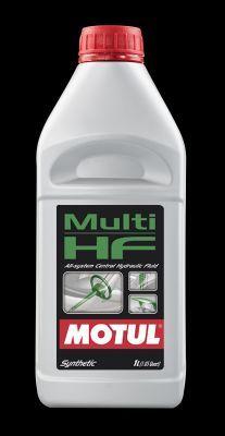 MOTUL 106399   Жидкость ГУР Multi HF 1L   Купить в интернет-магазине Макс-Плюс: Автозапчасти в наличии и под заказ