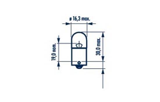 NARVA 17326 | Лампа R10W 24V 10W BA 15s | Купить в интернет-магазине Макс-Плюс: Автозапчасти в наличии и под заказ