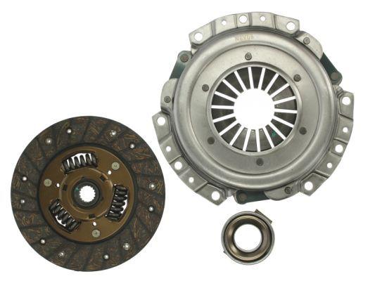 NEXUS F10024NX | Комплект сцепления (170mm) CHEVROLET SPARK, DAEWOO MATIZ 0.8/1.0 09.98- | Купить в интернет-магазине Макс-Плюс: Автозапчасти в наличии и под заказ
