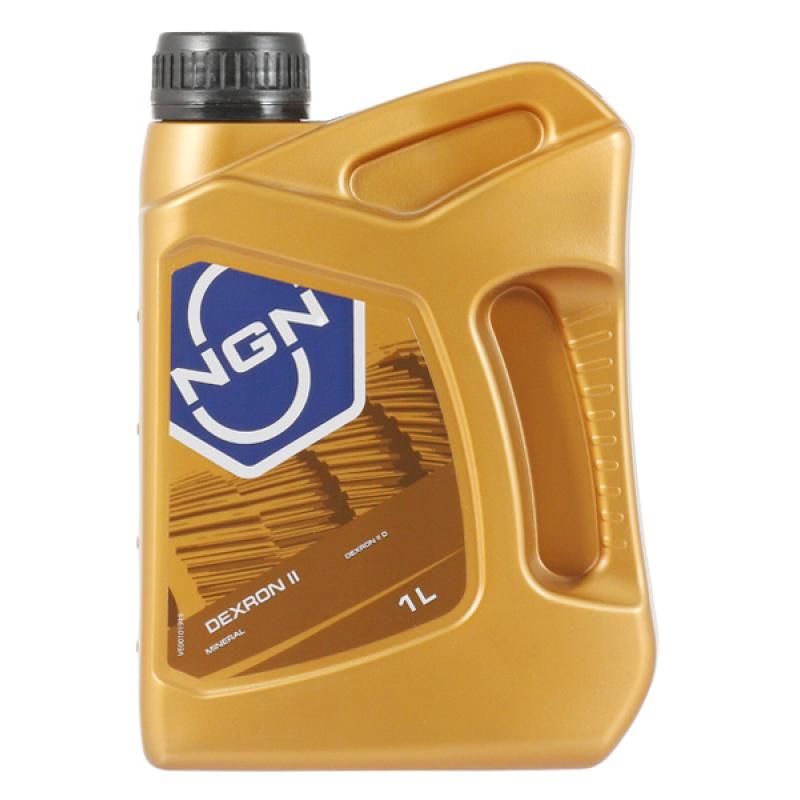 NGN V172085615 | Трансмиссионная жидкость NGN ATF DEXRON II (Минеральное) 1L | Купить в интернет-магазине Макс-Плюс: Автозапчасти в наличии и под заказ