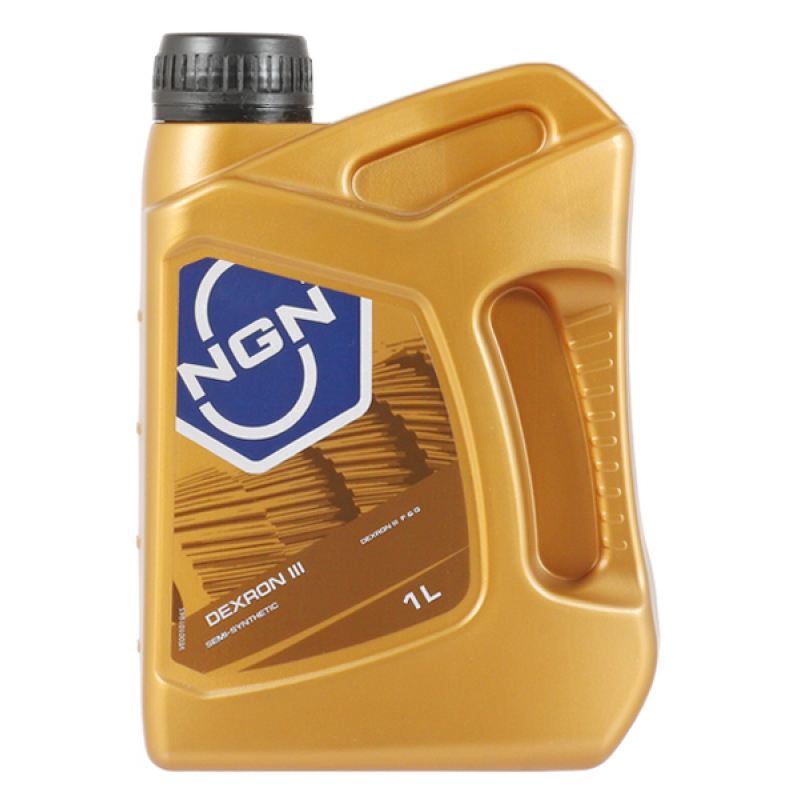NGN V172085635 | Трансмиссионная жидкость NGN ATF DEXRON III (Полусинтетика) 1L | Купить в интернет-магазине Макс-Плюс: Автозапчасти в наличии и под заказ