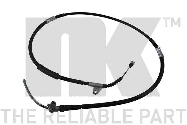 NK 904590 | Трос стояночного тормоза задний правый / TOYOTA Carina E (барабанные тормоза) 92~ | Купить в интернет-магазине Макс-Плюс: Автозапчасти в наличии и под заказ