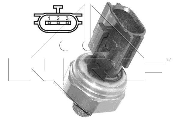 NRF 38939 | Пневматический выключатель, кондиционер NISSAN X-TRAIL (T31) 2.0 (2007 | Купить в интернет-магазине Макс-Плюс: Автозапчасти в наличии и под заказ