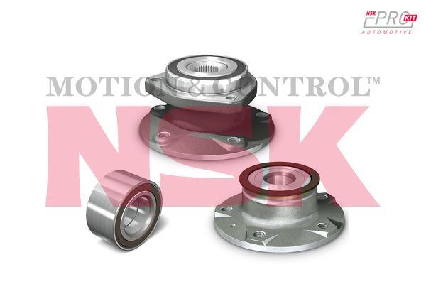 NSK KH10058 | Подшипник ступицы комплект | Купить в интернет-магазине Макс-Плюс: Автозапчасти в наличии и под заказ