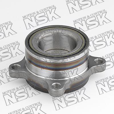 NSK ZAHO50KWH01NY01 | Ступица колеса | перед прав/лев | | Купить в интернет-магазине Макс-Плюс: Автозапчасти в наличии и под заказ