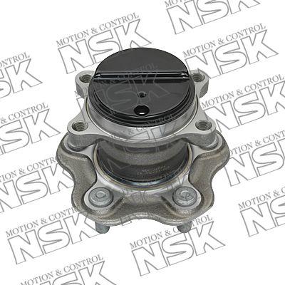 NSK ZAHO53BWKH20BY01 | Ступица | Купить в интернет-магазине Макс-Плюс: Автозапчасти в наличии и под заказ