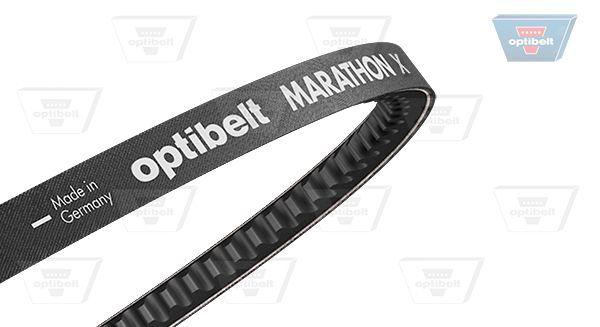 OPTIBELT AVX13x1000   Ремень 13х1000 optibelt Marathon 1   Купить в интернет-магазине Макс-Плюс: Автозапчасти в наличии и под заказ