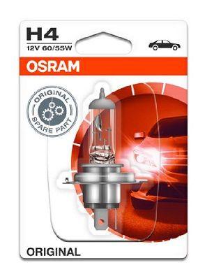 OSRAM 6419301B | Лампа H4 12V 60/55W P43t ORIGINAL LINE качество оригинальной з/ч (ОЕМ) 1 шт. | Купить в интернет-магазине Макс-Плюс: Автозапчасти в наличии и под заказ