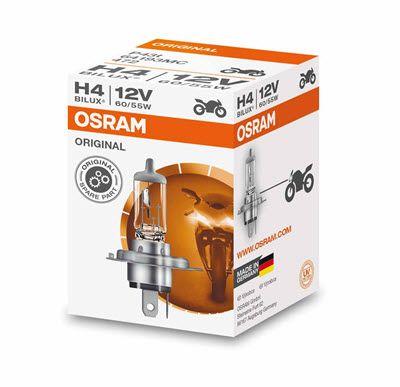 OSRAM 64193MC | А/лампы ORIGINAL LINE H4 12V 55W PX26d (1 шт.) | Купить в интернет-магазине Макс-Плюс: Автозапчасти в наличии и под заказ