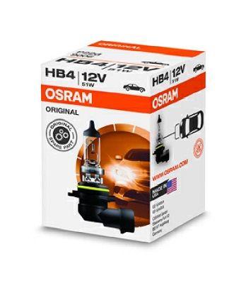 OSRAM 9006 | Лампа HB4 12V 51W P22d ORIGINAL LINE качество оригинальной з/ч (ОЕМ) 1 шт. | Купить в интернет-магазине Макс-Плюс: Автозапчасти в наличии и под заказ