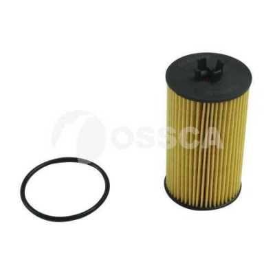 OSSCA 12566 | Фильтр маслянный | Купить в интернет-магазине Макс-Плюс: Автозапчасти в наличии и под заказ