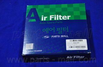 PARTS MALL PAA024   фильтр воздушный!\ Hyundai Accent 1.3/1.5 94>   Купить в интернет-магазине Макс-Плюс: Автозапчасти в наличии и под заказ
