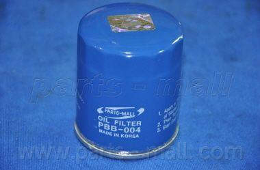 PARTS MALL PBB004 | фильтр масляный!\ KIA Carnival 2.5 V6 99>, KIA Sportage 2.0 DOHC | Купить в интернет-магазине Макс-Плюс: Автозапчасти в наличии и под заказ