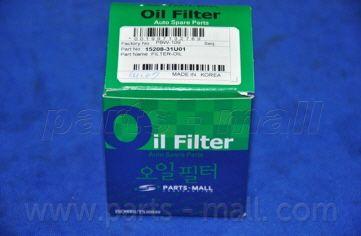 PARTS MALL PBW109 | Фильтр масляный | Купить в интернет-магазине Макс-Плюс: Автозапчасти в наличии и под заказ