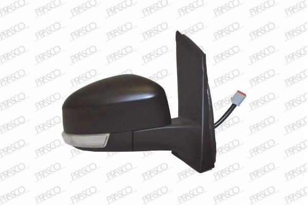 PRASCO FD4267333 | Зеркало в сборе с электроприводом правое, грунтованное / FORD Focus-II 08~ | Купить в интернет-магазине Макс-Плюс: Автозапчасти в наличии и под заказ