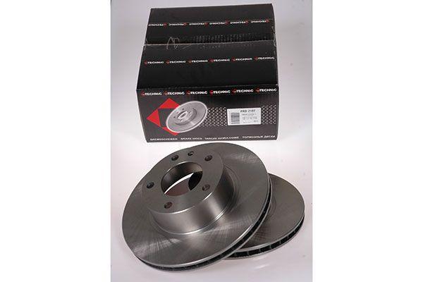 PROTECHNIC PRD2197   диск тормозной перед. BMW   Купить в интернет-магазине Макс-Плюс: Автозапчасти в наличии и под заказ