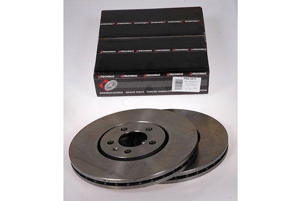 PROTECHNIC PRD2217   Диск тормозной   Купить в интернет-магазине Макс-Плюс: Автозапчасти в наличии и под заказ