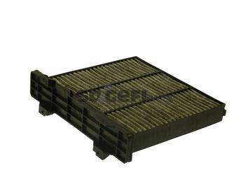 PURFLUX AHC418   Фильтр салонный   Купить в интернет-магазине Макс-Плюс: Автозапчасти в наличии и под заказ