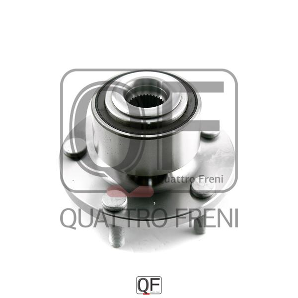 QUATTRO FRENI QF10D00016 | СТУПИЦА FR С ABS, QF10D00016 | Купить в интернет-магазине Макс-Плюс: Автозапчасти в наличии и под заказ
