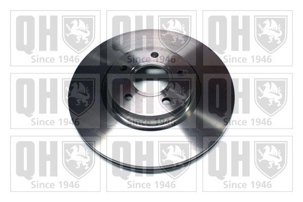 QUINTON HAZELL BDC5487   Диск тормозной вентилируемый   Купить в интернет-магазине Макс-Плюс: Автозапчасти в наличии и под заказ