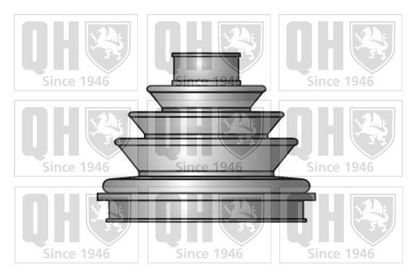 QUINTON HAZELL QJB485   Комплект пыльника, привод   Купить в интернет-магазине Макс-Плюс: Автозапчасти в наличии и под заказ