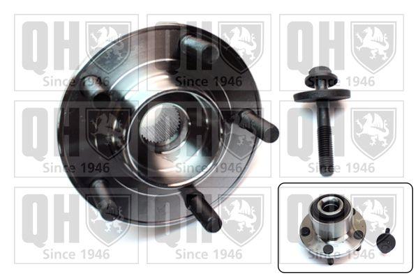 QUINTON HAZELL QWB1461 | Подшипник ступицы колеса, комплект VOLVO C30/S40 04- передн. | Купить в интернет-магазине Макс-Плюс: Автозапчасти в наличии и под заказ