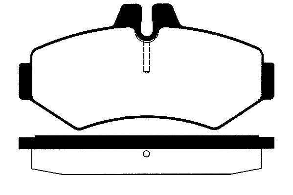 RAICAM RA06880 | Колодки тормозные задние | Купить в интернет-магазине Макс-Плюс: Автозапчасти в наличии и под заказ