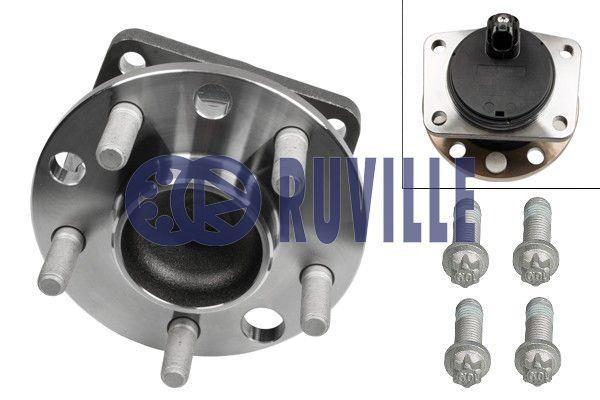 RUVILLE 5224 | Ступица колеса FORD: MONDEO III 1.8 16V/1.8 SCi/2.0 16V/2.0 16V DI/ TDDi/ TDCi/2.0 16V TDDi/ TDCi/2. | Купить в интернет-магазине Макс-Плюс: Автозапчасти в наличии и под заказ