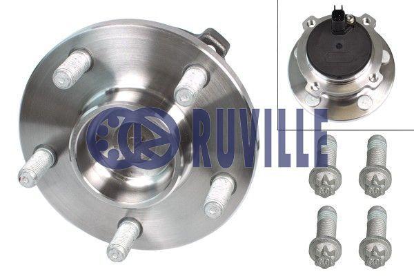 RUVILLE 5282 | Ступица, задняя | Купить в интернет-магазине Макс-Плюс: Автозапчасти в наличии и под заказ