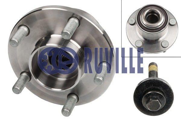 RUVILLE 5289 | RUVILLE 5289 Ступица с подшипником FORD FOCUS II/C-MAX 03- пер. | Купить в интернет-магазине Макс-Плюс: Автозапчасти в наличии и под заказ